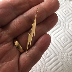 Jewelry - **SOLD** 14K Yellow Gold Vintage Pendant